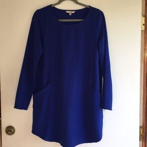 Jack Long Sleeved Shift Dress